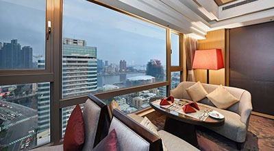 Premier Lounge (25th Floor)