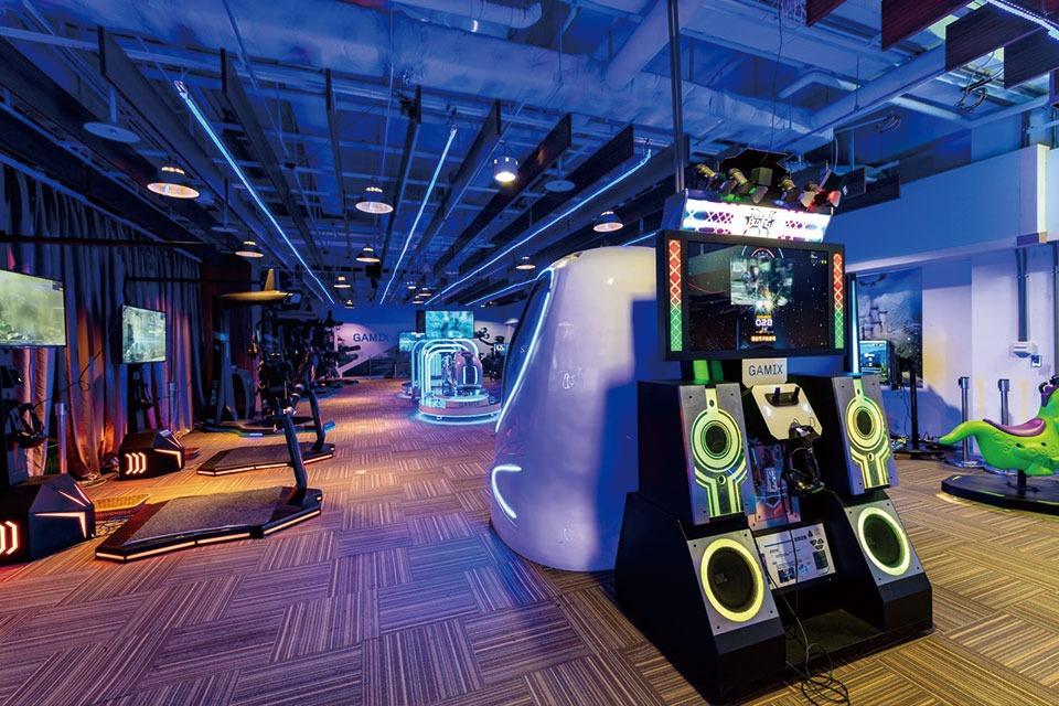GAMIX VR体验馆
