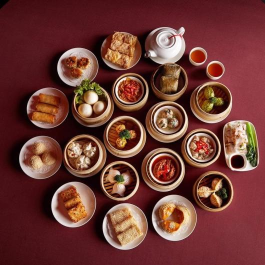 世界奢华餐厅-阿基师观海茶楼