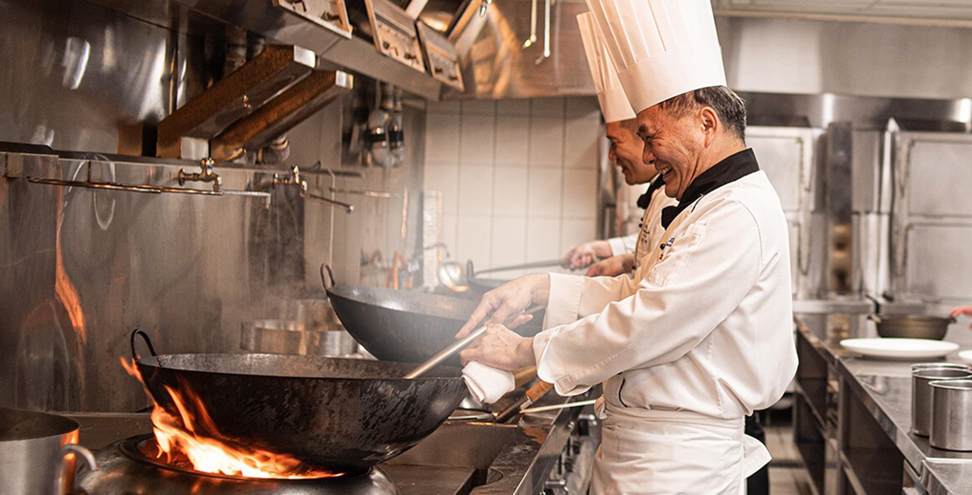 amazing<br>cuisine