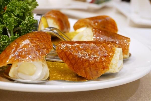 福容大飯店⎜桃園美食:宜蘭溫泉養殖櫻桃鴨,手作京式片皮鴨一鴨三吃