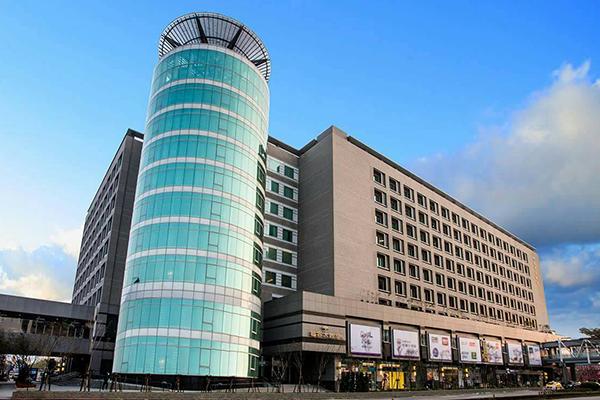 福容大饭店 桃园机场捷运A8