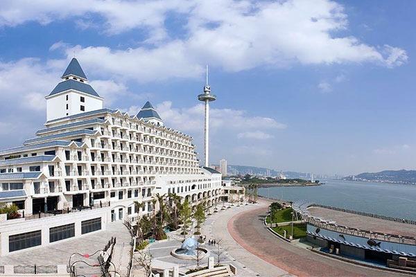福容大飯店 淡水漁人碼頭
