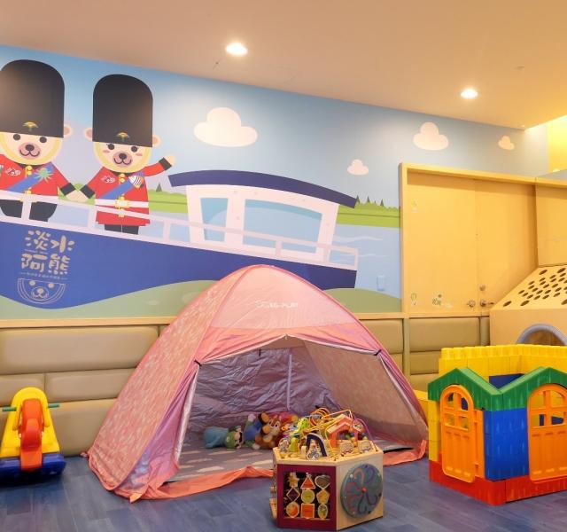 儿童游戏区
