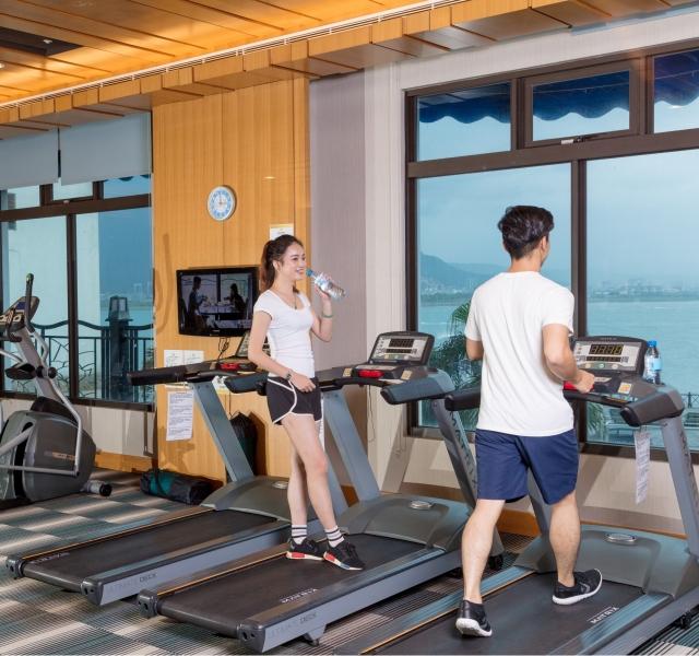 海景健身房