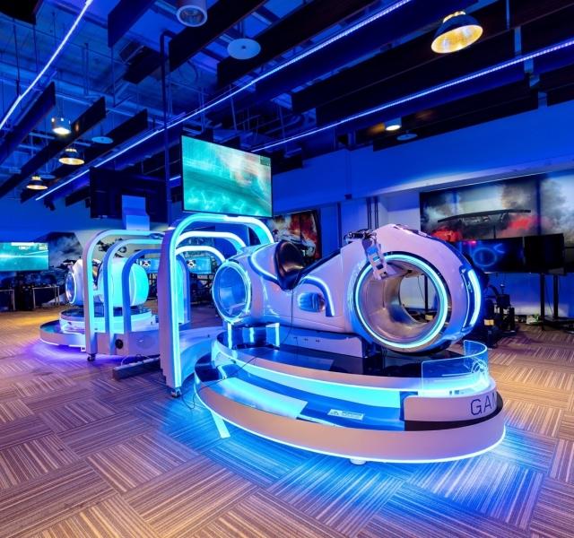 GAMIX VR虛擬實境體驗館
