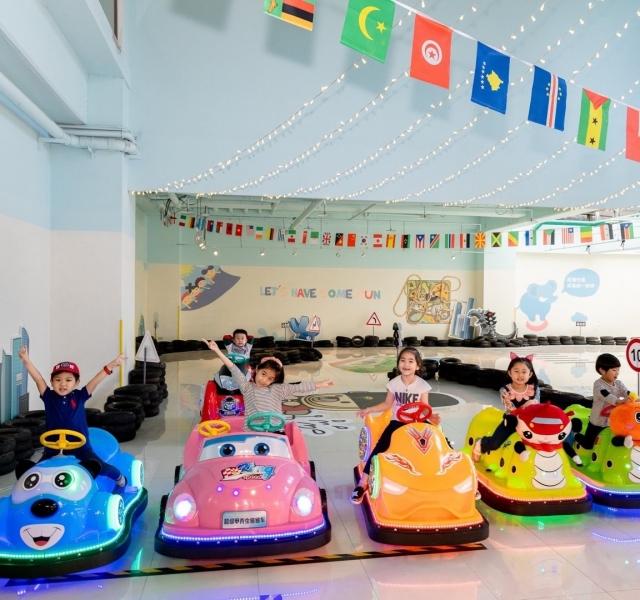 兒童賽車館