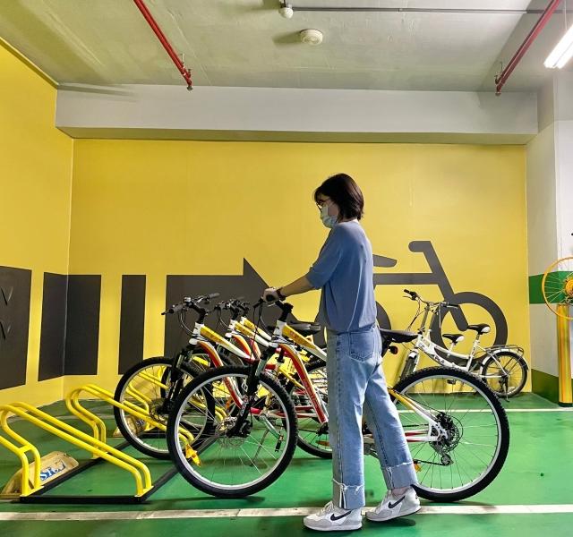 【友善空間】自行車友善設施