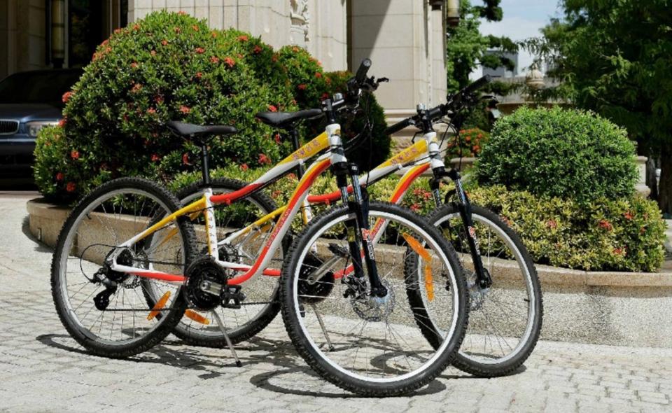 自行车租借