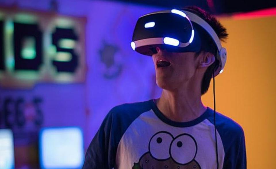 VR 虚拟实境体验