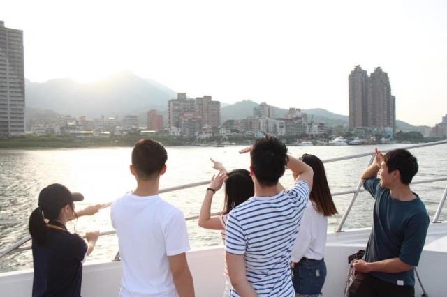 發現山海美景【遊河會議假期】