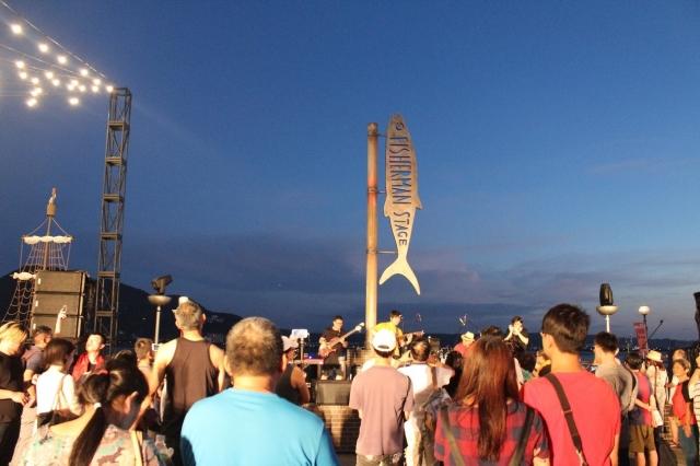 漁人碼頭河海音樂季、八里城市沙雕 9月熱鬧登場
