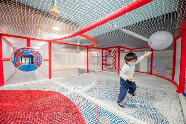 最佳親子飯店再升級 福容飯店淡水店耗資千萬 打造300 坪親子館