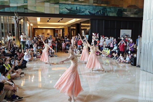兒童節我想來點 優雅的芭蕾舞表演
