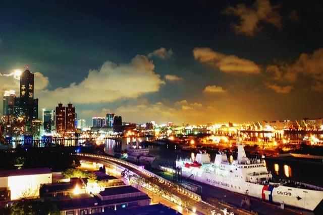 高雄30多家饭店齐点灯 迎接观光拼经济