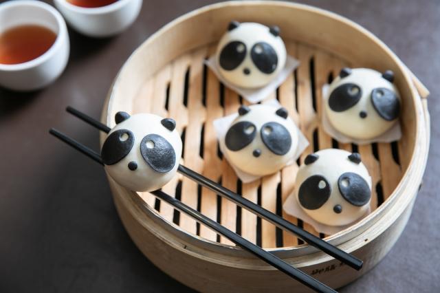 熊貓來作伴!深耕在地的細膩風味