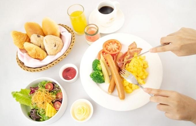 【公告】為加強防範新型冠狀病毒疫情,住客早餐服務改以套餐型式供應