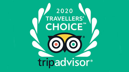 【公告】恭喜A8店榮獲Tripadviosr 2020 Traveller's Choice 肯定 !!