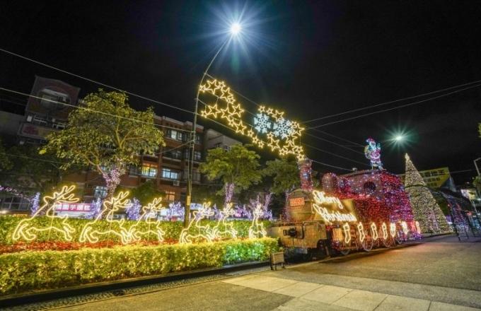 【淡水老街】愛在淡水聖誕點燈