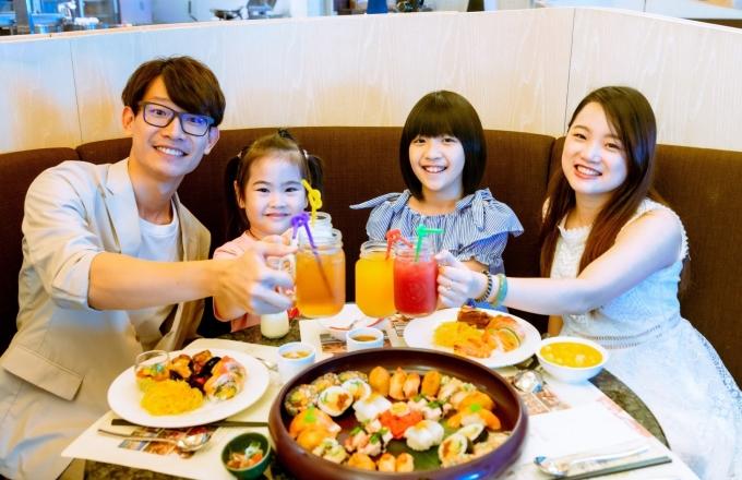 春遊淡水-假日全家歡樂假期【二大二小 一泊二食】
