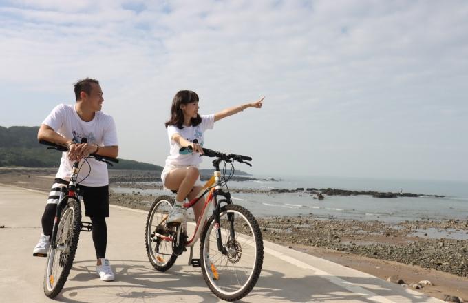 山海漫騎自行車專案
