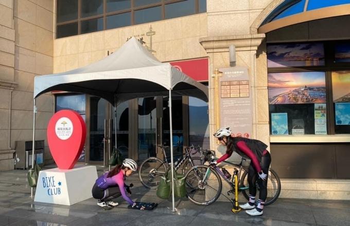 【自行車友善旅館】貼心服務