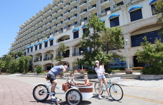 親子共遊西班牙進口最潮「親子電動車」