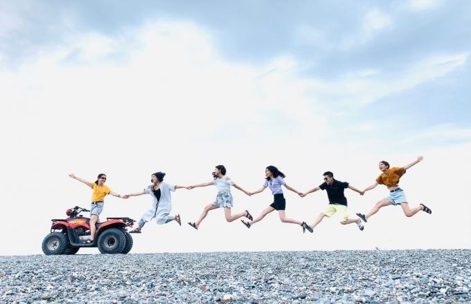 夏戀花蓮|遊程自由選擇,想玩什麼就玩什麼!
