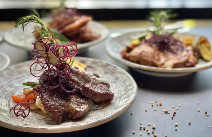【精緻晚餐】田園咖啡廳晚餐菜單