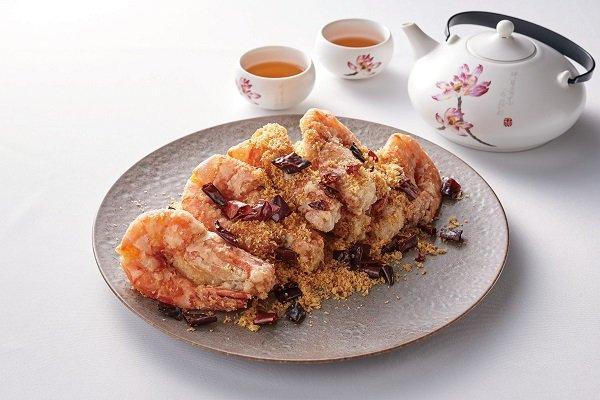 避风塘香酥大虾