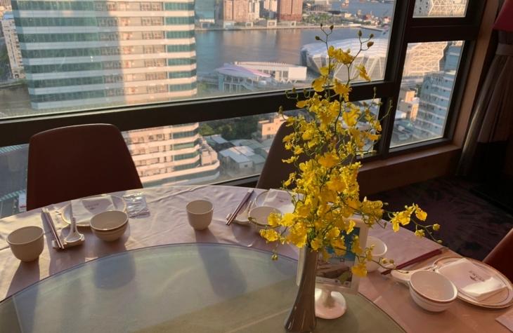 25楼尊荣景观餐厅