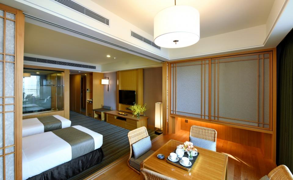 Ocean View Japanese Suite