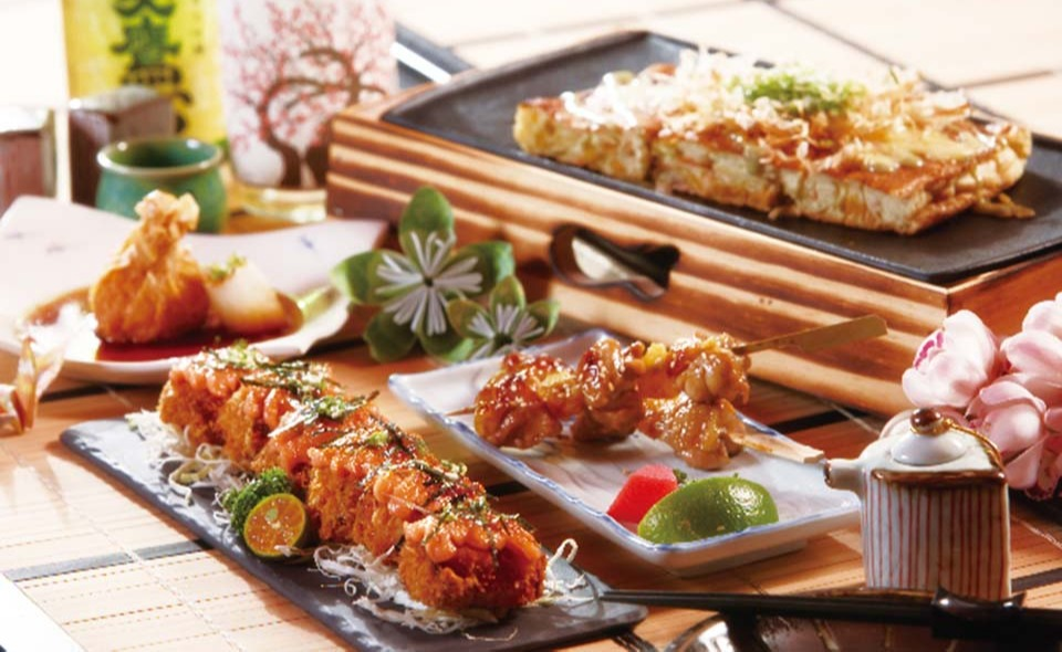 顺园日式料理