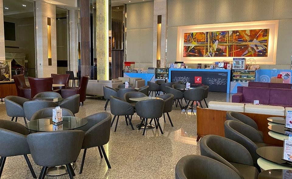大廳咖啡廳