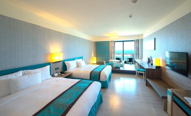 Ocean View Japanese Style Room Fullon Hotel Fulong