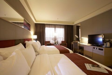 990207-0218豪華雙床房DTW