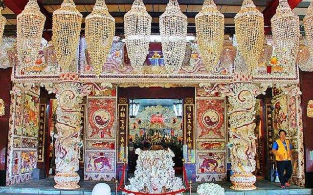 富福頂山寺(三芝貝殼廟)